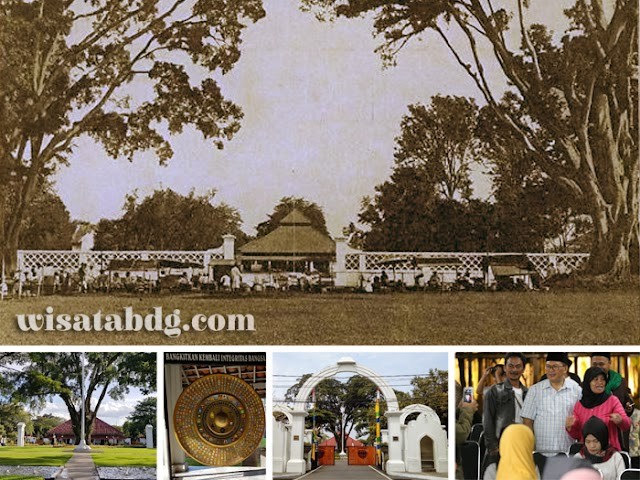 Wisata ke Alun-Alun Bandung, Ayo Sambangi Pendopo