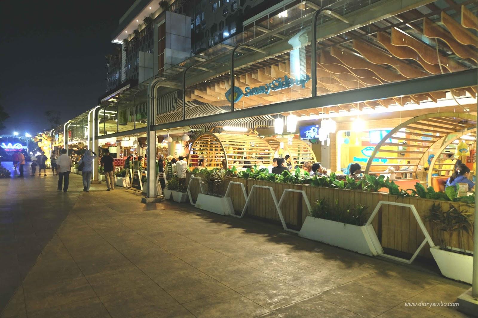 Wisata Kuliner Di Kelapa Gading Dengan Open Snap Food Travel