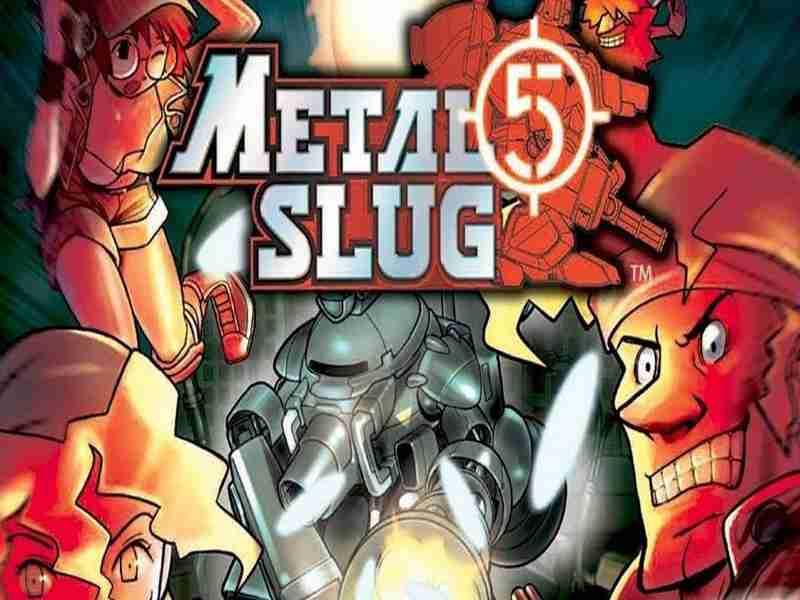 metal slug 5 apk download