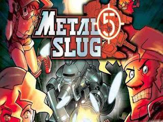 Metal Slug 5 Game Free Download