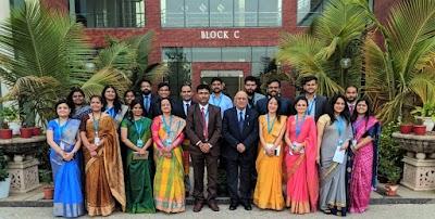 Faculty Development Program for JLU School of Law by Prof. (Dr.) Ranbir Singh, VC, NLU.