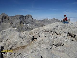 escaladas al picu , Fernando Calvo Gonzalez , Guia de alta montaña UIAGM , ascensiones y escaladas en Picos de Europa