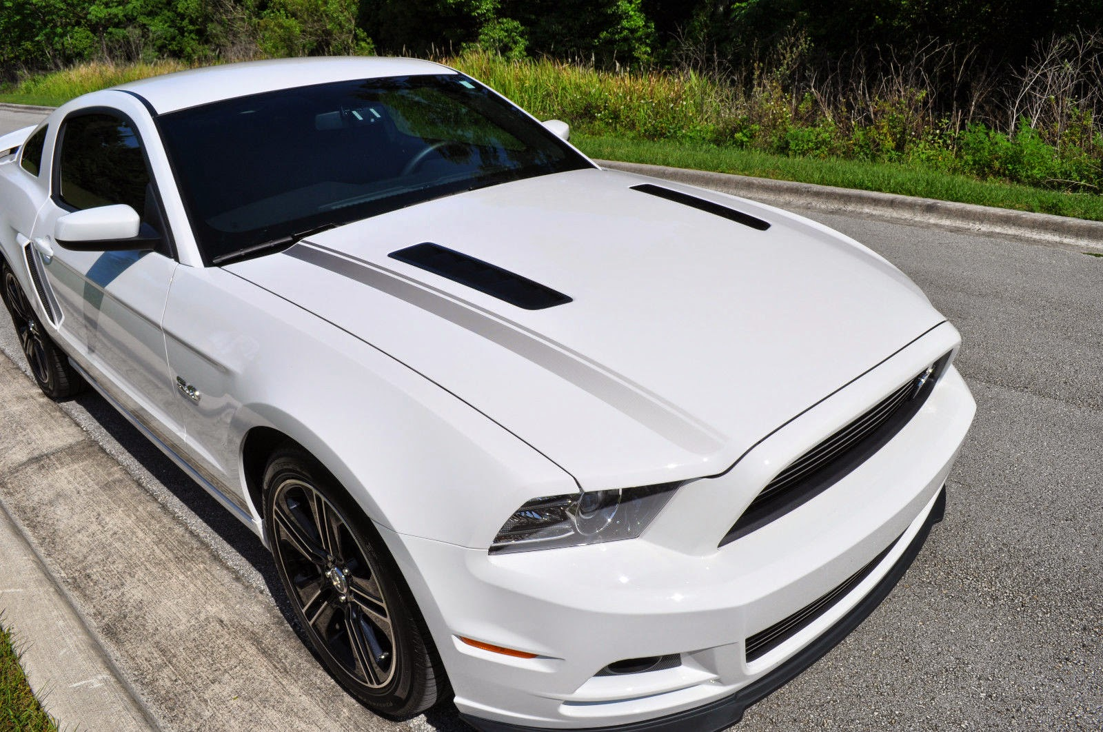 mustang gt california special automatic cars american hood ford muscle stripes side mint navigation performance 2040 rims forsale