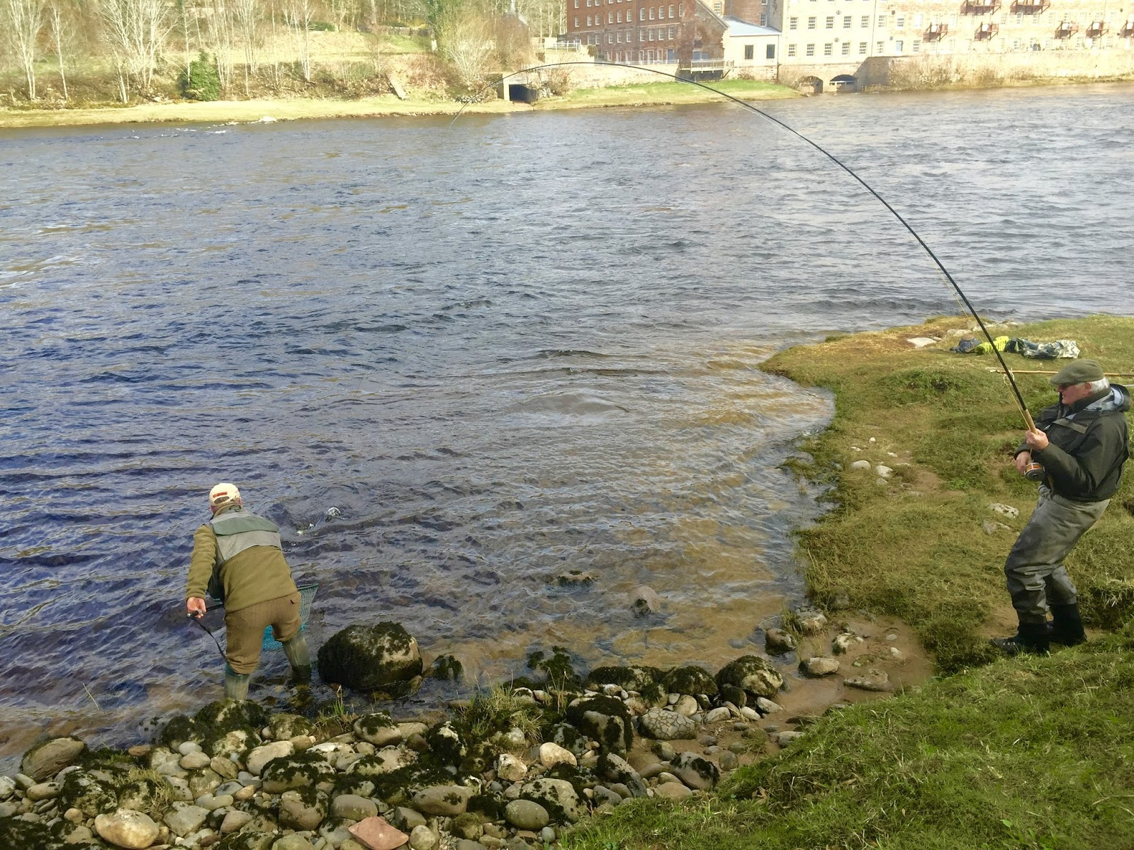 Salmon fishing scotland salmon fishing scotland for Fishing in scotland