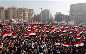 الشعب المصري يحتفل بالذكرى الرابعة لثورة 30 يونيو