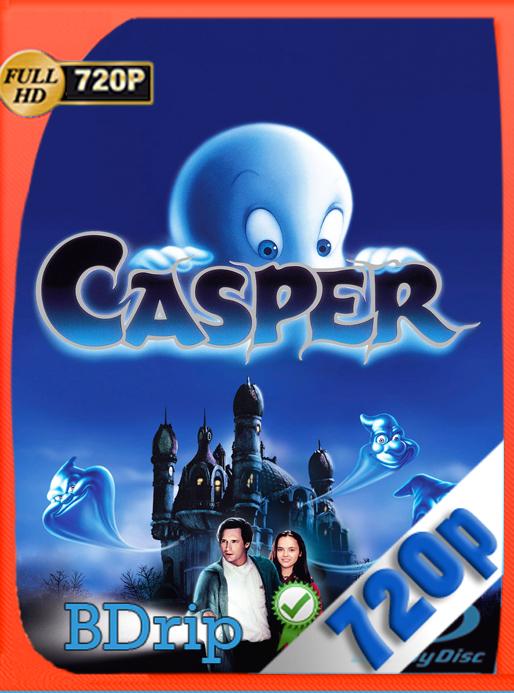 Casper (1995) 720p BDRip Dual Latino-Inglés [GoogleDrive] [SYLAR]