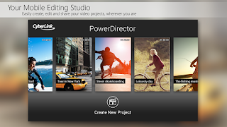 PowerDirector Video Editor v5.2 APK is Here!