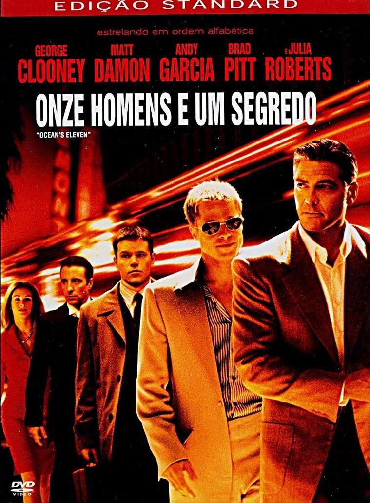 Onze Homens e Um Segredo – Dublado (2001)