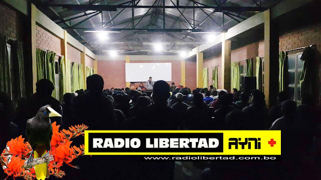 PRODUCTORES  DE  COCA  DE  LOS YUNGAS  DETERMINAN BLOQUEO  DE  CAMINOS  DESDE  LAS CERO HORAS  DE  ESTE LUNES.