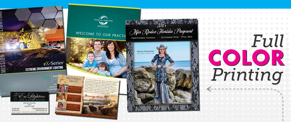 Online Printing Services, Business Catalog, Profile, Card