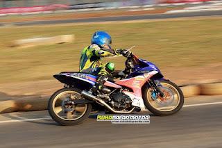 Hasil Lengkap Motoprix Region 2 Seri 3 Yogyakarta