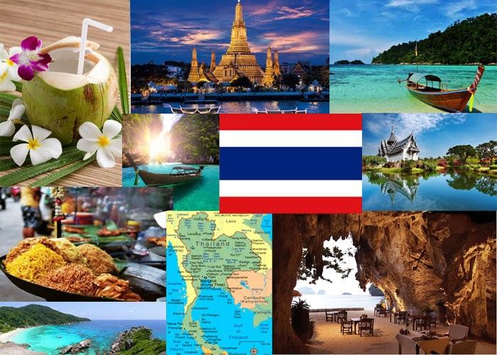 Thailand Moodboard