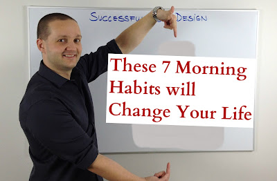 this does non recall yous acquire downwards your  These Vii Morn Habits Volition Modify Your Life - Morn Routine