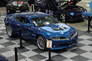 2017 Pontiac Firebird Trans Am Overview
