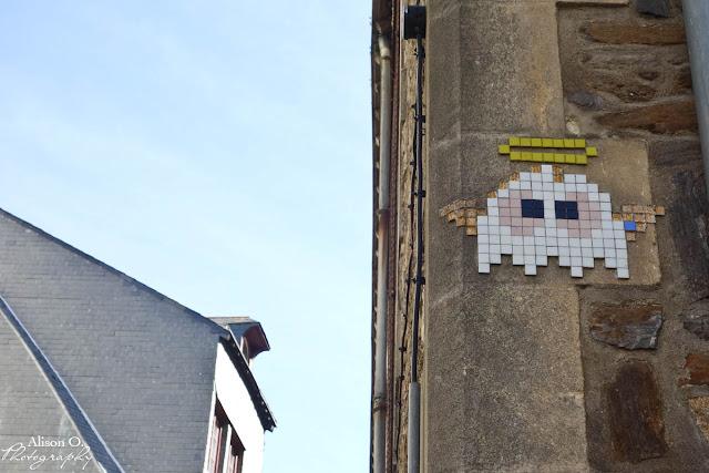 Nantes au printemps - quartier du Bouffay