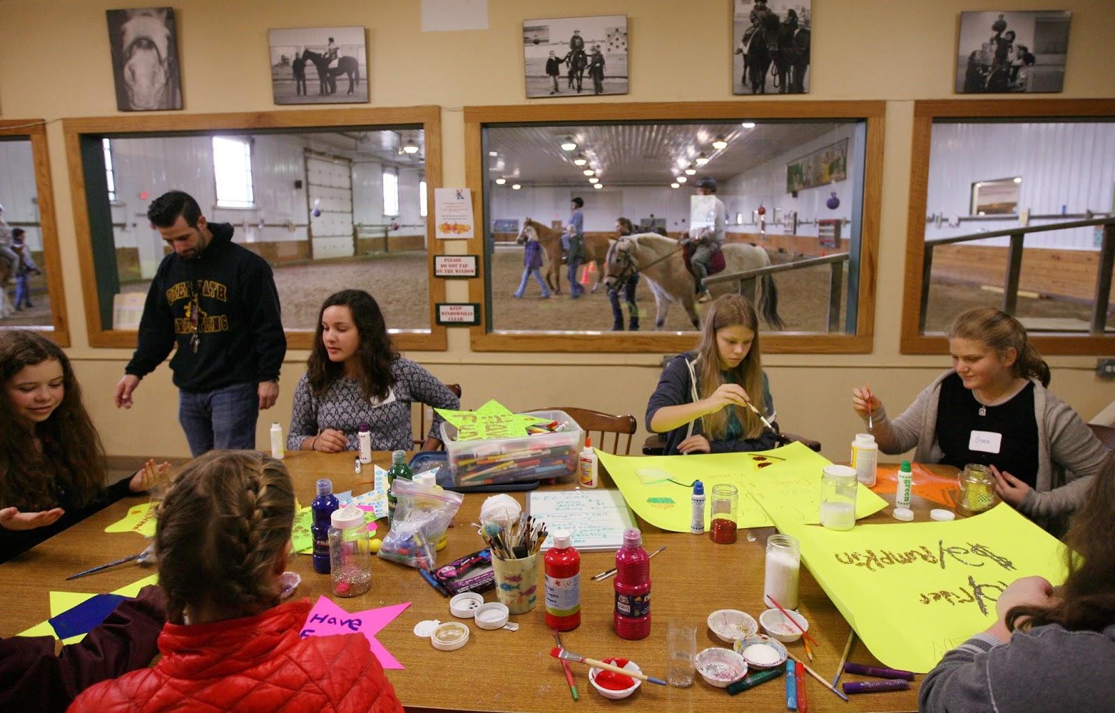Mark Kodiak Ukena Deerpath Middle School Volunteer