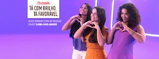 Promoção Tá Tranquilo Tá Favorável - Fique Diva Com Niely