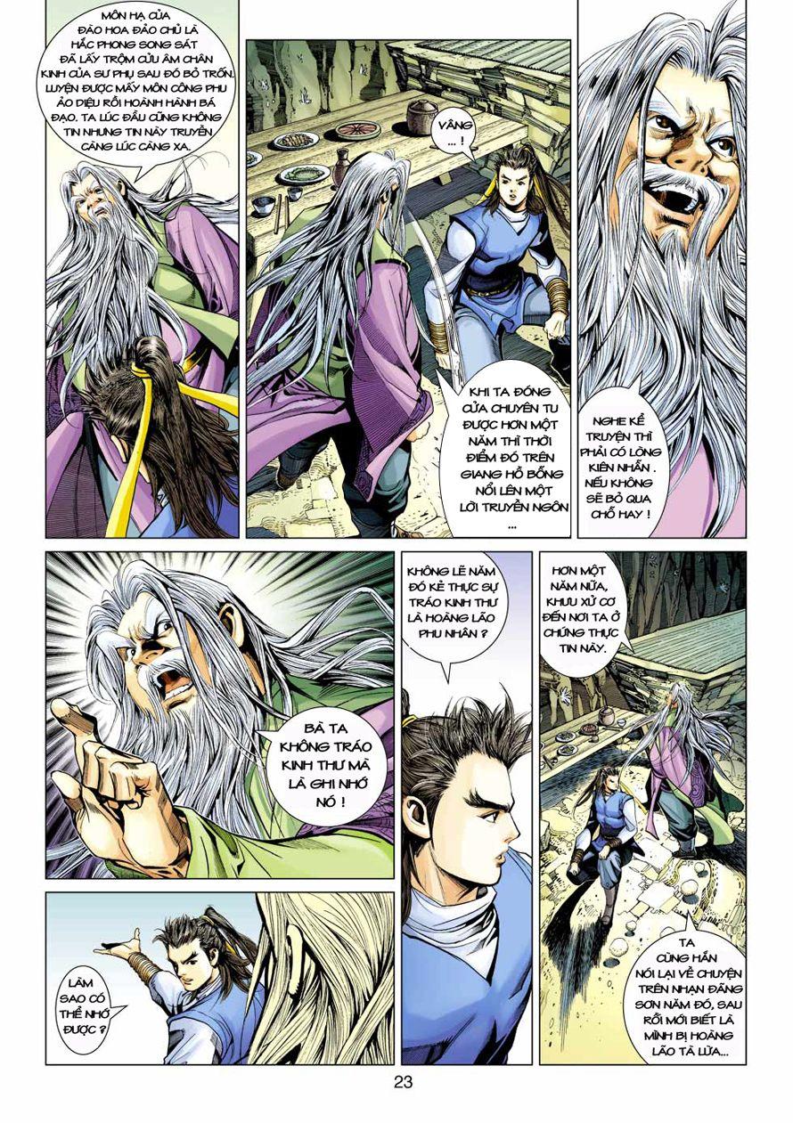 Anh Hùng Xạ Điêu anh hùng xạ đêu chap 41 trang 22