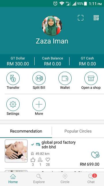 Pelancaran GT Dollar Malaysia Di Kuala Lumpur