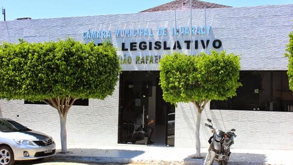 Resultado de imagem para camara de vereadores de iguaracy