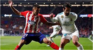 Crónica en verso: Atlético de Madrid - Real Madrid
