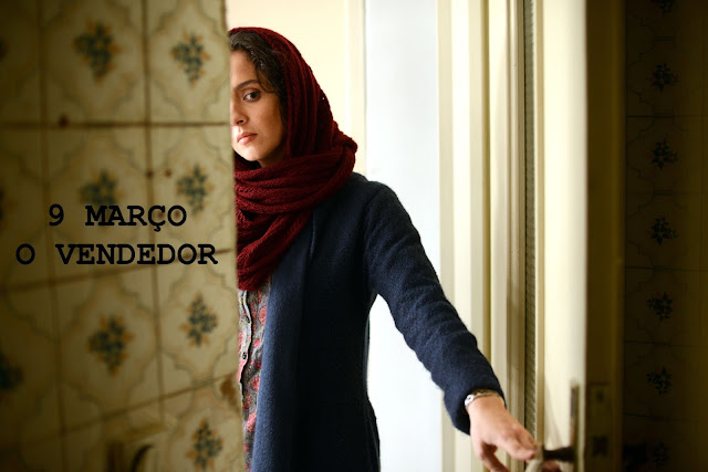 O Vendedor de Asghar Farhadi