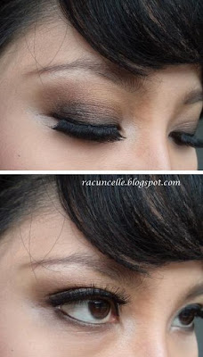 Detil Make Up Mata