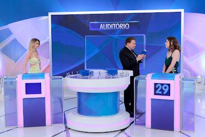 Bárbara, Silvio e Bia (Crédito: Lourival Ribeiro/SBT)