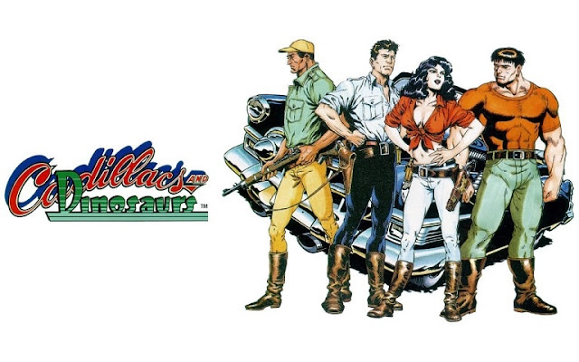 Download Cadillacs and Dinosaurs Game