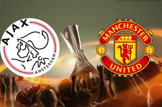 Ajax vs Man Utd UEFA Europa League Final
