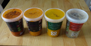 New Free From soups at the Co-op