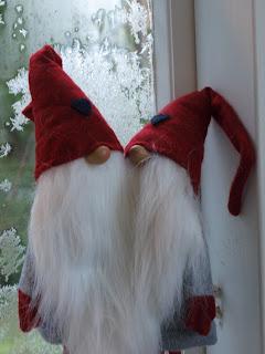 Joulun aika, joulutonttu