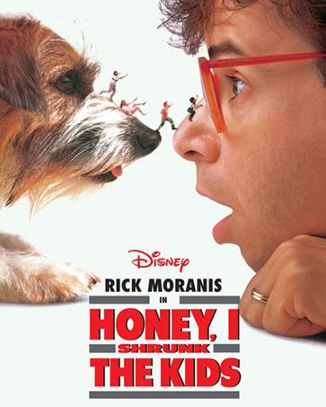 Honey, I Shrunk the Kids [1989] [DVDR] [NTSC] [Latino]
