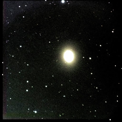 galáxia compacta