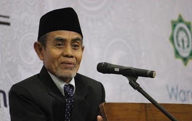 Laskar Pembela Ulama Tantang Duel Loyalis Jokowi yang akan Polisikan KH Hasan Abdullah Sahal Gontor