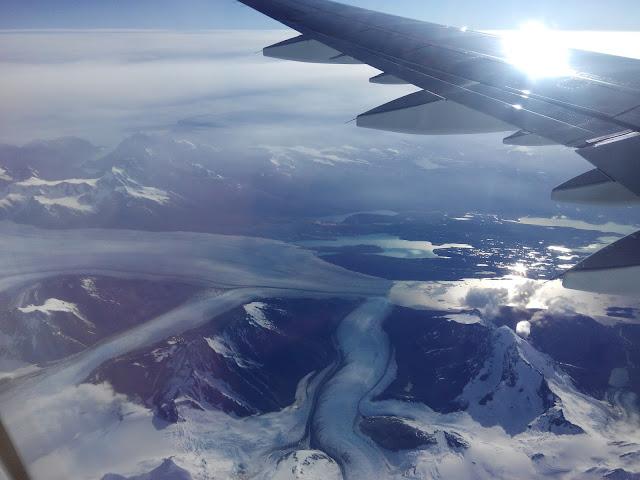 Glaciar Upsala y Lago Argentino