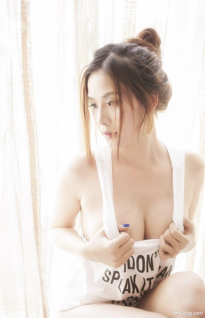đê mê người mẫu nude Việt Nam