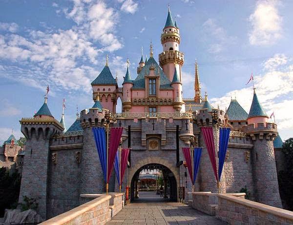 Disney Park na Califórnia