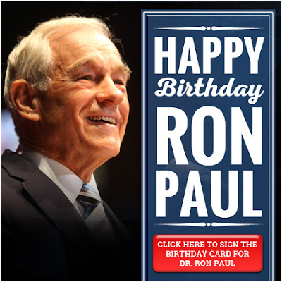 ron pauls ongoing battle for liberty The real battle for liberty is looking our fellow man in the physical many of us were snatched out of our statist thoughts by ron paul and that bond we will.