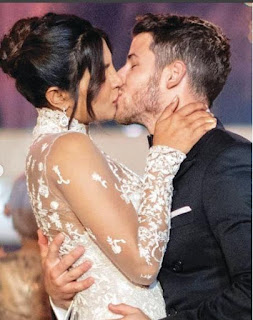 Nick And Priyanka Kiss pic, Nick And Priyanka Wedding pic, Nick And Priyanka pic, Priyanka And Nick pic, Priyanka And Nick Wedding  pic,