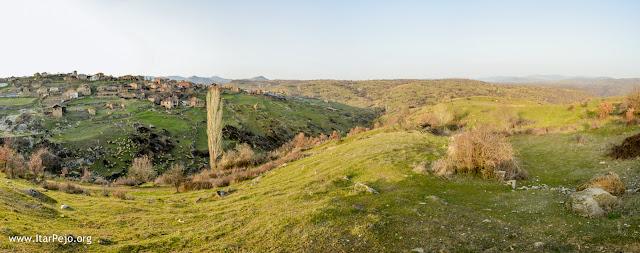 Rapesh village in Mariovo - Panorama