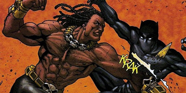erik killmonger musuh black panther