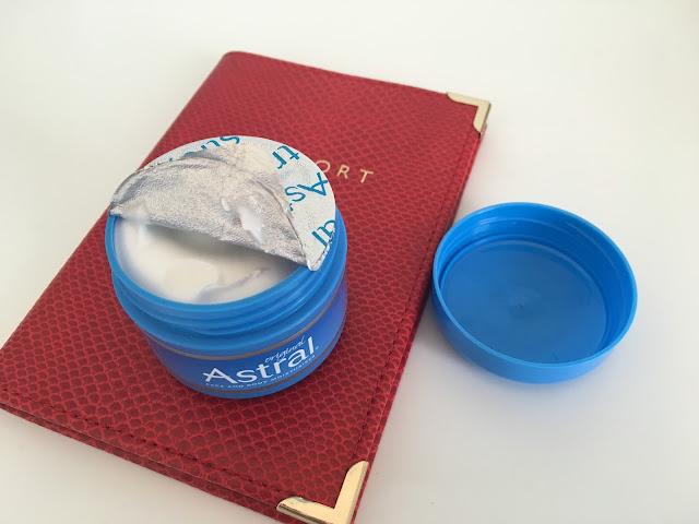 Astral one pot cream