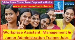 OPTCL Recruitment 2017-18 | Apply 85 Odisha Office Assistant & JMT Posts