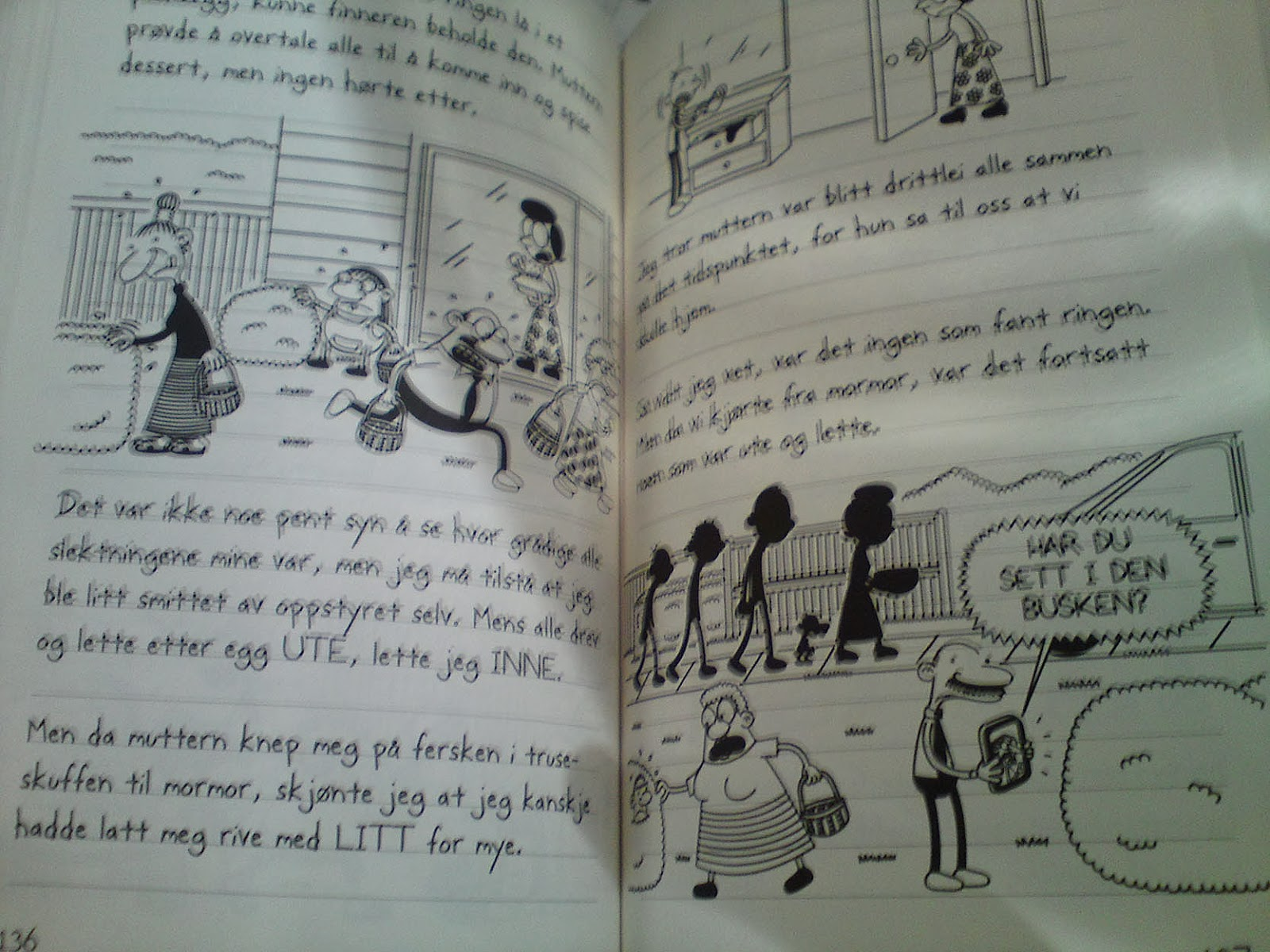 pingles dagbok forfatter