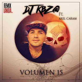 Dj Kbz@ ft Axel Caram - Volumen 15 [CD]