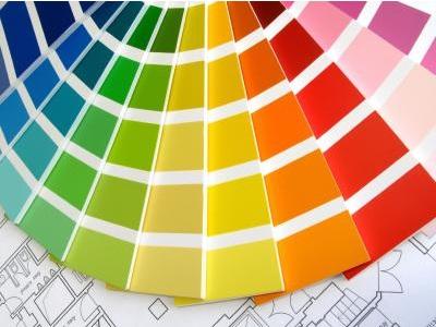 Kartu Warna (Paint Chip / Paint Swatches)