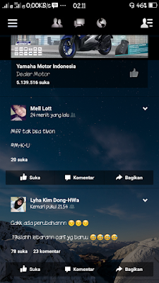 Download facebook MOD