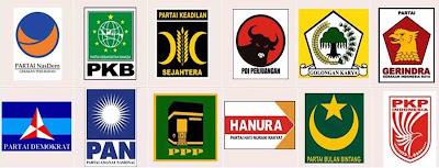 Perkembangan Partai Politik di Indonesia Masa ke Masa