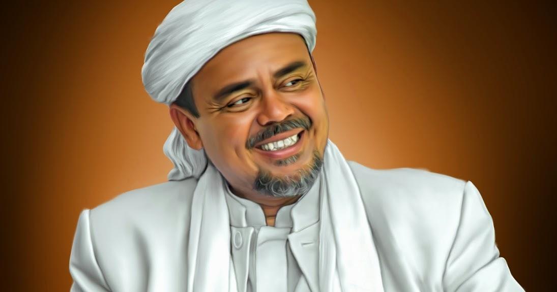 Cinta dan Rindu: Kumpulan Ceramah Habib Rizieq Syihab.